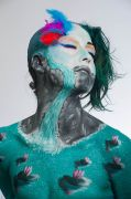 Face and Body painting Le ninfee